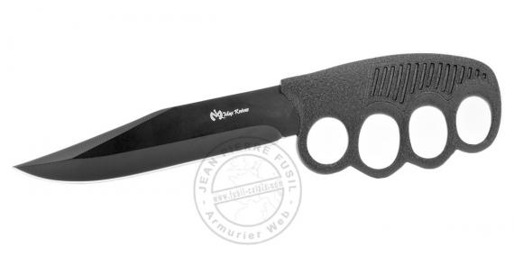 MAX KNIVES Dagger - Knuckle Duster - Black blade