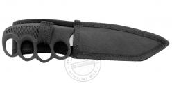 MAX KNIVES Dagger - Knuckle Duster - Black blade