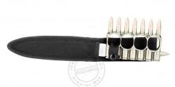 Dagger - Knuckle Duster UNITED CUTLERY - Black Legion