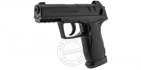 GAMO C15 Blowback CO2 pistol - .177 bore (3.10 joules)