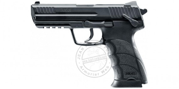 HECKLER & KOCH HK45 CO2 pistol - .177 bore (2.6 joules)