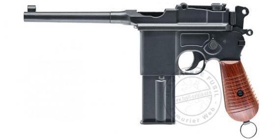 Pistolet à plomb CO2 4.5 mm UMAREX Legends C96 Full Metal (2.2 Joules)