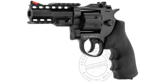 GAMO GR Stricker Revolver 4.5 mm CO2 - .177 bore (3.50 joules) - Black