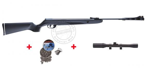 Carabine 4,5 mm MAGTECH N2 AR550 - noire (7 joules)