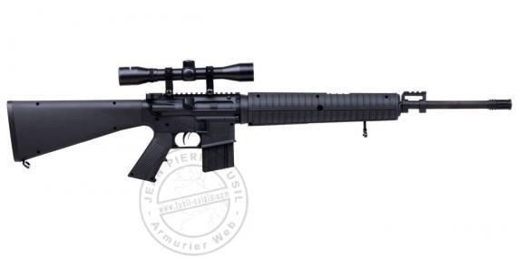 Carabine 4,5 mm CROSMAN MTR77 NP (19.9 joules) + Lunette 4x32