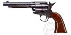 Revolver 4,5 mm CO2 UMAREX Colt Single Action Army 45 - Finition bronze bleuté