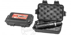 Tactical torch Stun gun PIRANHA Pocket Tac - 3 800 000 V
