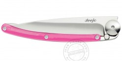 Couteau DEEJO COLORS 27g - Rose