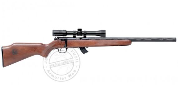 Pack carabine 22lr SAVAGE Stevens 300G Custom - Crosse Bois