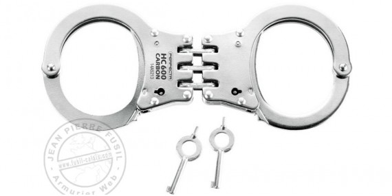 Perfecta HC 600 Carbon Handcuffs