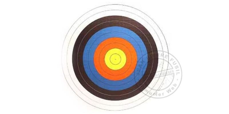 Reinforced paper targets - diamèter 40 cm - x12