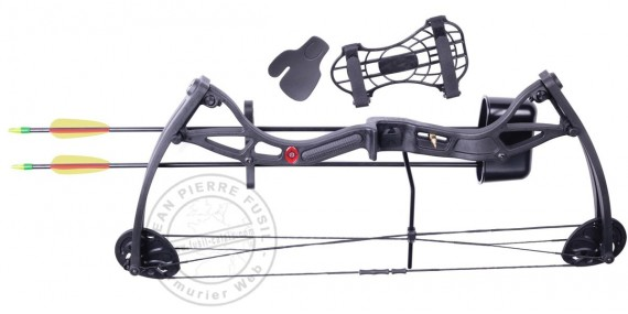 CROSMAN Wildhorn compound bow - 29 Lbs