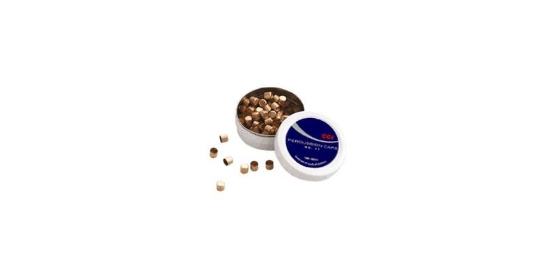 Amorces capsule CCI - 2 x 100