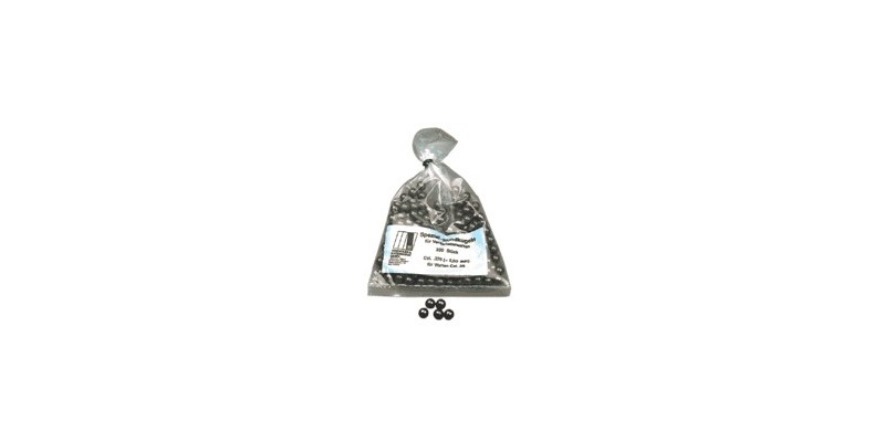 Set of 200 lead balls - .36 bore