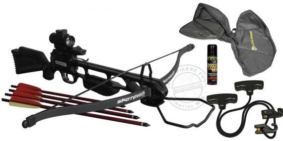 Crossbow Skorpion XBR100 175 Lbs - Black - PROMO