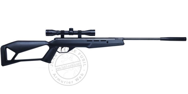 Carabine 4,5 mm CROSMAN F4 NP noire (19.9 joules) + lunette 4 x 32