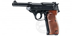 WALTHER P38 Blowback CO2 pistol - .177 bore (3 joules max)