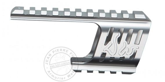 ASG - Rail de montage pour Dan Wesson 715 - Argent