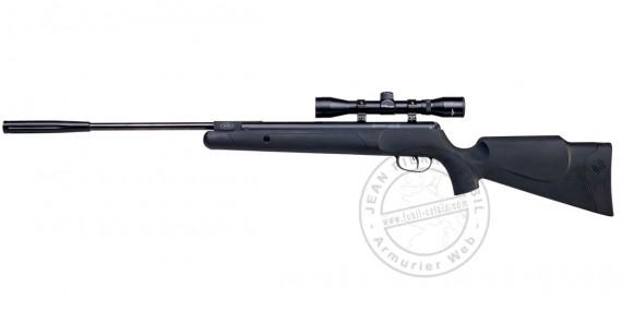 Carabine à plomb CROSMAN 4,5 mm Fury Nitro Piston (19.9 Joules) + lunette 4x32