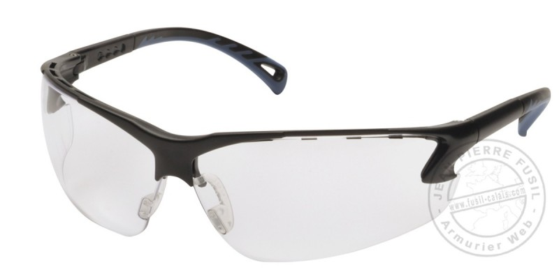 Lunettes de protection Soft Air - Incolore