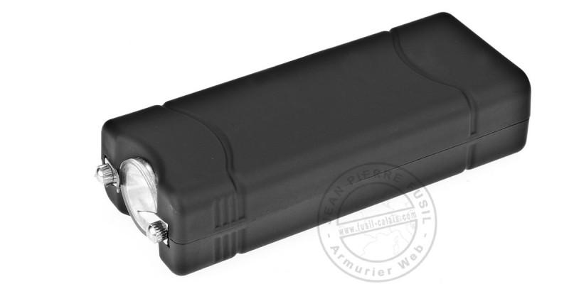 Electro Max MiniShock stun gun - 4 000 000 V rechargeable + flashlight
