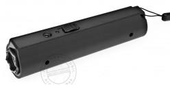 Electro Max TubShock stun gun - 2 600 000 V rechargeable + multi-mode flashlight