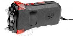 Electro Max MultiShock stun gun - 5 000 000 V rechargeable + flashlights + alarm