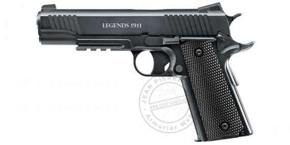 UMAREX Legends 1911 CO2 pistol - .177 BBs bore (2.6 Joules)