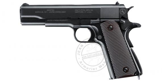 Pistolet 4,5mm CO2 UMAREX - COLT 1911 A1 Commemorative - Blowback (1,5 joules)