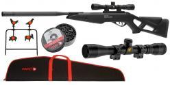 Kit carabine 4,5 mm GAMO Bull Whisper IGT (19.9 joules) - PACK CERISE 2016