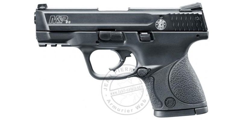 Smith & Wesson M&P 9C blank firing pistol - 9mm blank bore