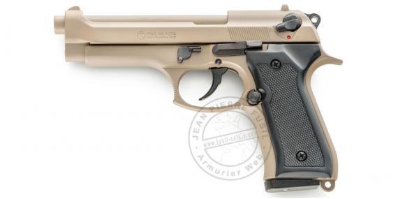 KIMAR Mod. 92 blank firing pistol - Tan - 9mm blank bore