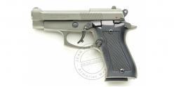 KIMAR Mod. 85 blank firing pistol - OD Green - 9mm blank bore