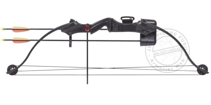 Arc à poulie CROSMAN Elkhorn Jr - 15-20 Lbs