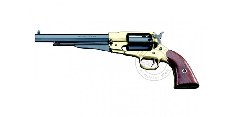 Revolver alarme PIETTA 1858 Remington Texas - Cal 9mm (.380)