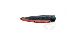 DEEJO Black Tattoo Feather - Rosewood - 37g