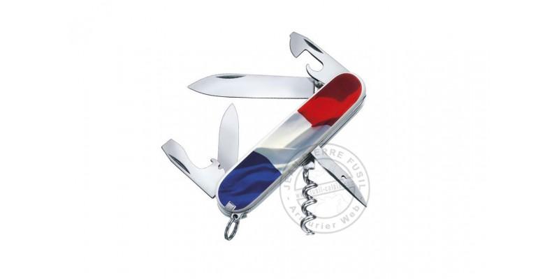 Couteau VICTORINOX - Spartan Drapeau Français - 8 pièces