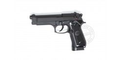 ASG X9 Classic - Blowback CO2 pistol - .177 bore - Black (1,6 joules)