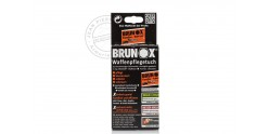 Pack de 5 lingettes d'huile BRUNOX Turbo-Spray