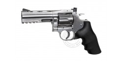 Revolver 4,5 mm CO2 ASG Dan Wesson 715 - canon 4'' - Argent (2.7 joules) - Plombs