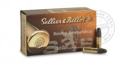 .22 High Velocity ammunition - Sellier & Bellot - 2 x 50
