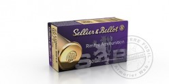 .22 High Velocity HP ammunition - Sellier & Bellot - 2 x 50