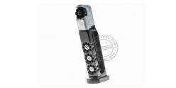 Pistolet à plomb CO2 4.5 mm CROSMAN PDM9B - Blowback - Dual ammo (3,2 joules max)