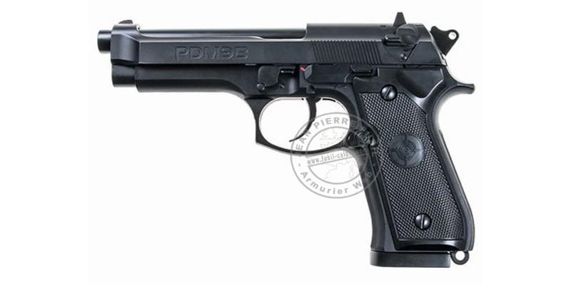 CROSMAN PDM9B CO2 pistol - .177 bore - Blowback - Dual ammo (3.2 joules max)