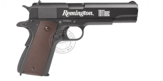 REMINGTON 1911 RAC CO2 pistol - .177 bore - Blowback (1.5 Joule)