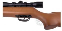 Carabine à plomb CROSMAN Optimus 4,5 mm (19,9 Joules) + lunette 4x32
