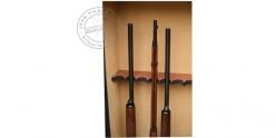Armoire forte 7 armes longues à lunette + coffre - INFAC Sentinel
