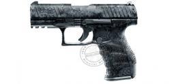 Pistolet alarme WALTHER PPQ M2 - Kryptek noir - Cal. 9mm