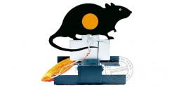 Cible pivotante GAMO - Modèle Rat