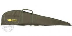 Textile rifle case - 122 cm - Green